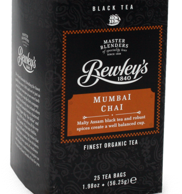 Bewleys Mumbai Chai Organic Hot Tea