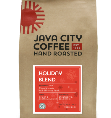 Java City Holiday Blend